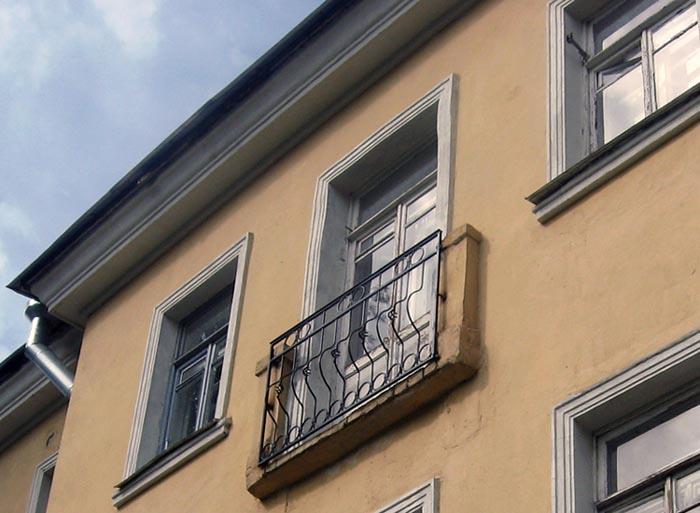 Французский балкон своими руками остекление балкона.